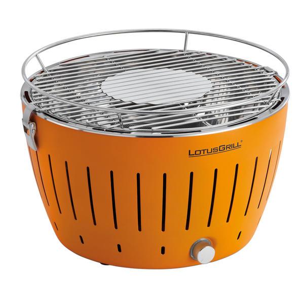 lotusgrill lotus grill orange g nstig kaufen. Black Bedroom Furniture Sets. Home Design Ideas