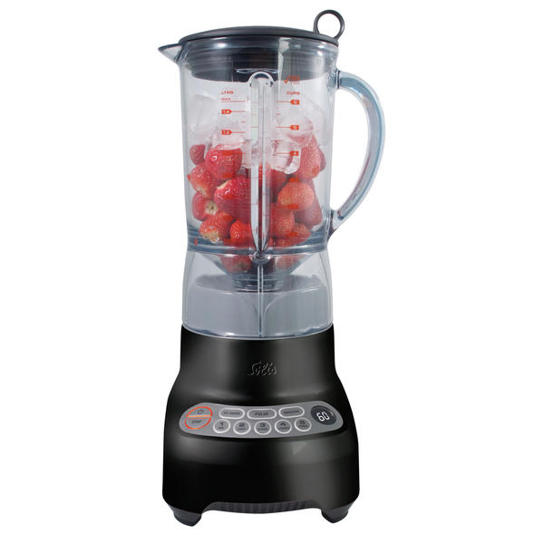 Solis perfect blender pro typ 824 noir pas cher - Robots mixeurs et blenders ...