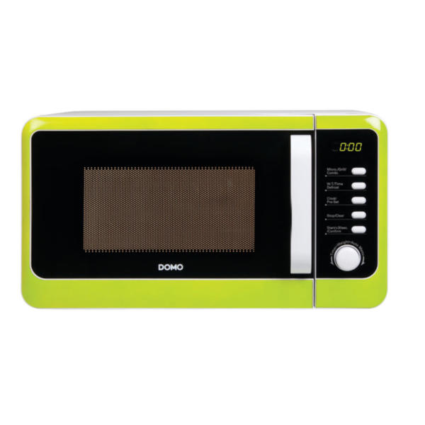 Domo micro onde gril domo vert do2015g pas cher for Cuisson betterave micro onde