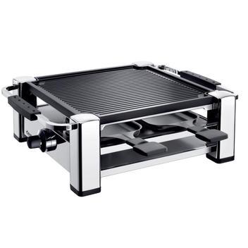 koenig raclette grill 4er g nstig kaufen. Black Bedroom Furniture Sets. Home Design Ideas