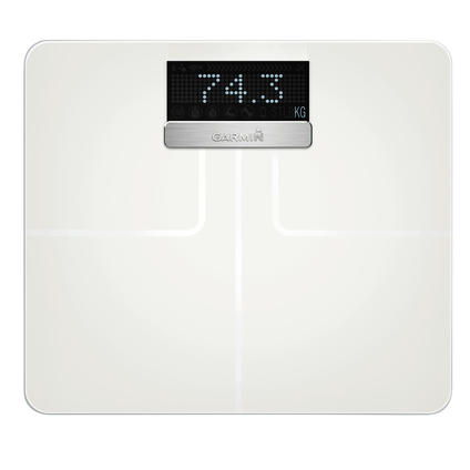 Index Smart Scale bianco