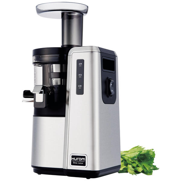 Hurom Slow Juicer H25 chrome - pas cher