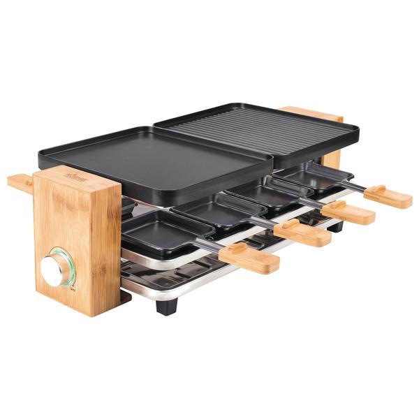 koenig raclette grill 8er g nstig kaufen. Black Bedroom Furniture Sets. Home Design Ideas