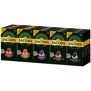 Probierbox Jacobs