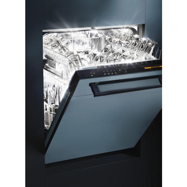 Accorder l'installation de lave-vaisselle 60cm