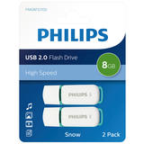 Snow USB Stick 2x8 GB
