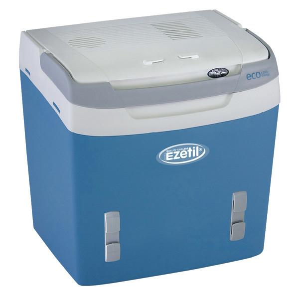 relaxdays k hlbox elektrisch 6l isolierbox f r auto tragegurt warmhaltebox 12v 230v hxbxt. Black Bedroom Furniture Sets. Home Design Ideas