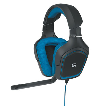 G430 Gaming Headset + G502 Proteus Spectrum