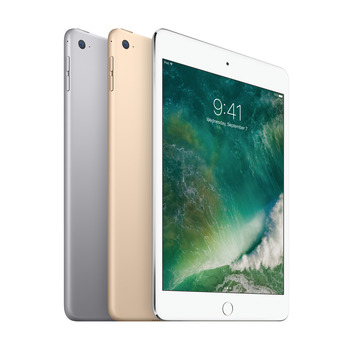 iPad mini 4 128GB Space Grau