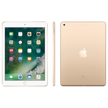 iPad 128GB Oro
