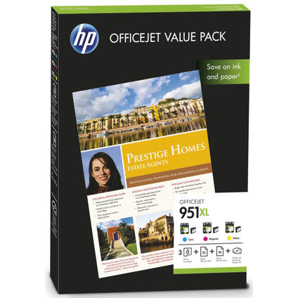 Nr. 951XL OFFICE Value Pack