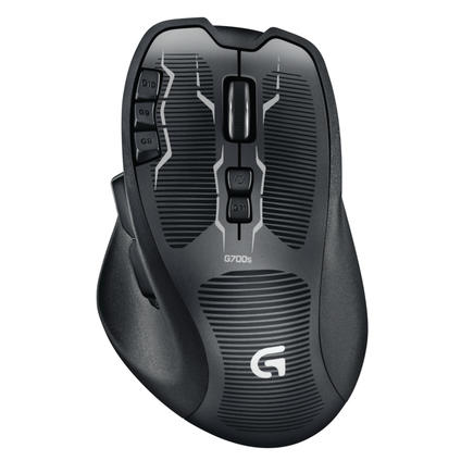 G933 Artemis Spectrum + G700s Wireless Mouse