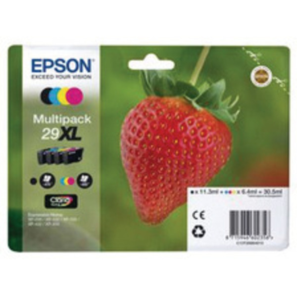 epson 29xl fraise multipack t299640 pas cher. Black Bedroom Furniture Sets. Home Design Ideas