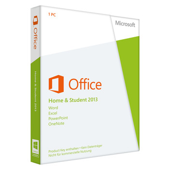 Office 2013 Home and Student Deutsch