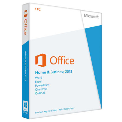 Office 2013 Home and Business Franz.