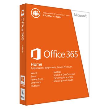 Office 365 Home Italiano