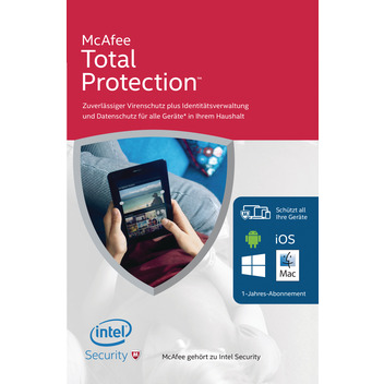 McAfee Total Protection 16