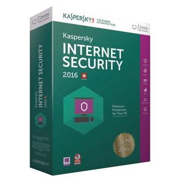 Internet Security 2016 für 2 PCs