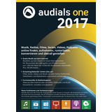 Audials One 2017 Deutsch