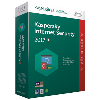 Internet Security 2017,1 Ano, 1 User