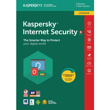 Internet Security 3 PC Upgrade