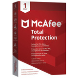 McAfee Total Protection 1 User 2018