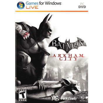 Batman - Arkham City - GOTY