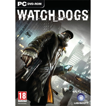 WATCH DOGS GER PEGI
