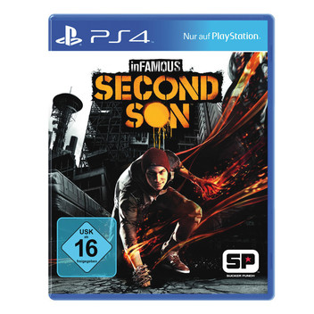 InFamous Second Son PS4 DFI