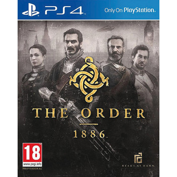 The Order: 1886 PS4 DFI