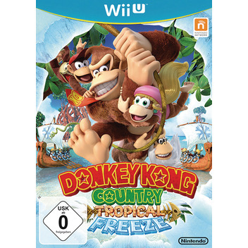 Donkey Kong Country Tropical Freeze (F)