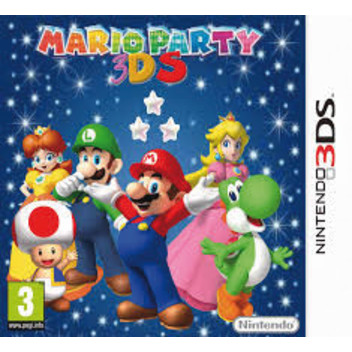 Mario Party 3DS (F)
