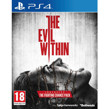 The Evil Within PS4 DE