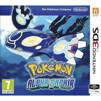 Pokemon Alpha (D)