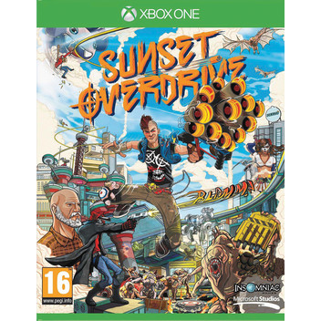 Sunset Overdrive F