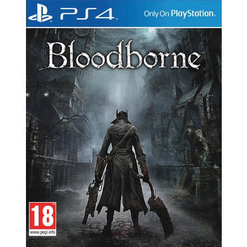 Bloodborne PS4 DFI