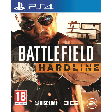 Battlefield Hardline PS4 DFI