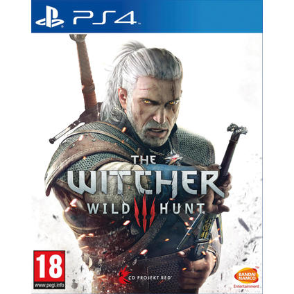 The Witcher 3 PS4 FR