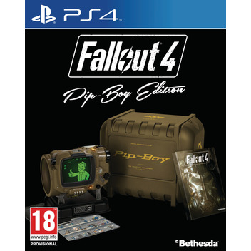 Fallout 4 Pip-Boy PS4 DE