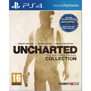 Uncharted: TNDC PS4 DFI