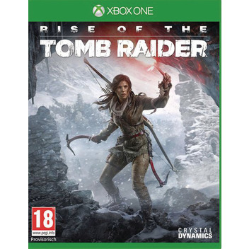 Rise of the Tomb Raider DE