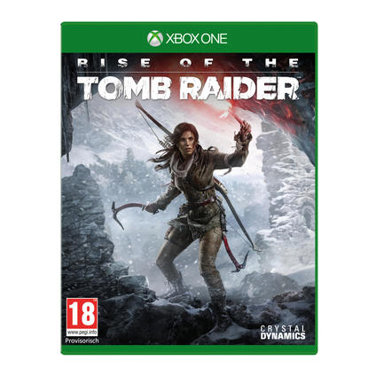 Rise of the Tomb Raider IT