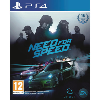 Need for Speed 2016 PS4 DFI
