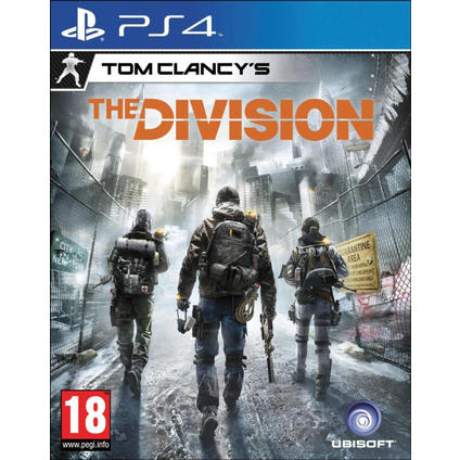 The Division PS4 DFI