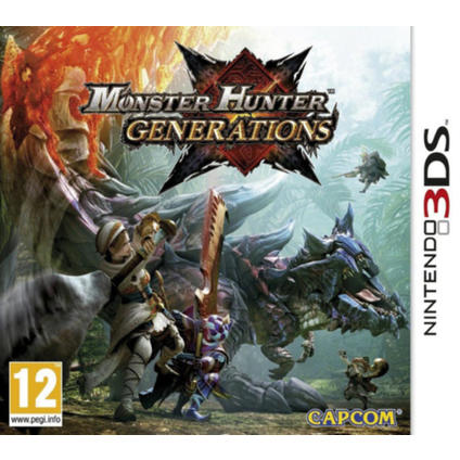 Monster Hunter Generations FR