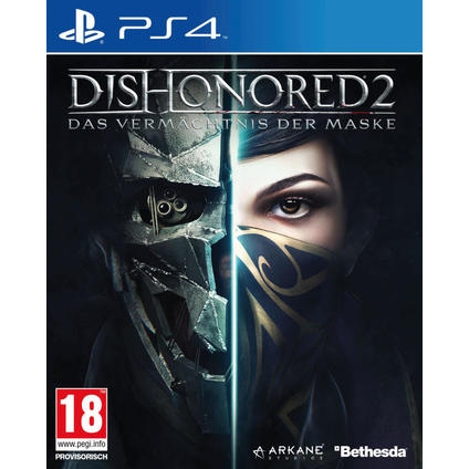 Dishonored 2 PS4 DE