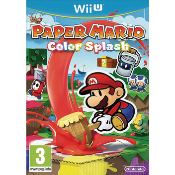 Paper Mario: Color Splash (Deutsch)