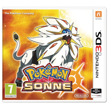 Pokemon Sole (Italiano)