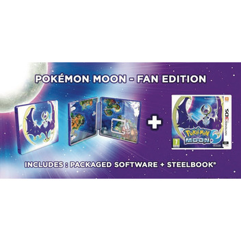 Pokémon Mont - Steelbook (Deutsch)