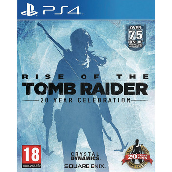 Rise of the TombRaider PS4 IT